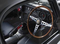 2014 Jaguar Lightweight E-Type Interior Steering
