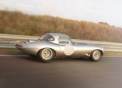 2014 Jaguar Lightweight E-Type Rear Right