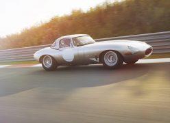 2014 Jaguar Lightweight E-Type Right Front