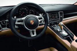 2014 Porsche Cayenne Platinum Edition6