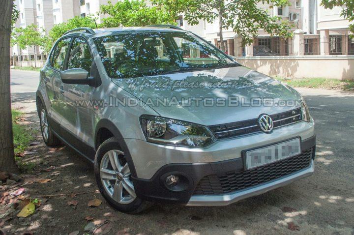 2014 Volkswagen Cross Polo Deliveries Begin