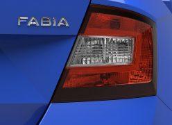 2015 Skoda Fabia Tail-lamp Cluster