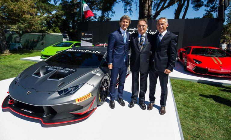 Lamborghini Huracán LP 620-2 Super Trofeo Unveiled