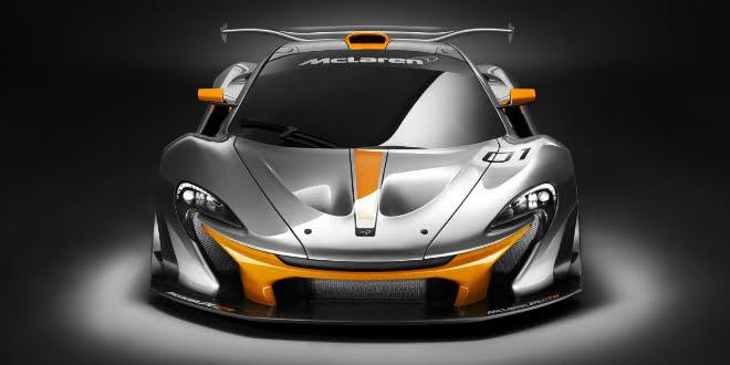 Mclaren P1 GTR Concept Revealed; Details Here
