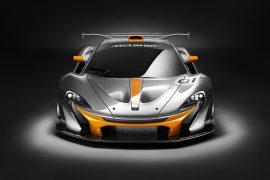 2016 McLaren P1 GTR Concept Front