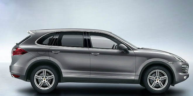 LAUNCHED: The Porsche Cayenne Platinum Edition At Rs. 86.50 Lakh