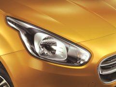 Fiat Punto Evo Front Right Headlamp