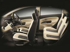 Fiat Punto Evo Interior Cabin