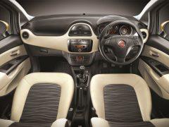 Fiat Punto Evo Interior Front Cabin