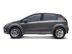 Fiat Punto Evo Magnesia Grey