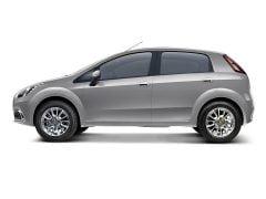 Fiat Punto Evo Minimal Grey