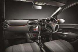 Fiat Punto Evo Sport Interior Front Cabin