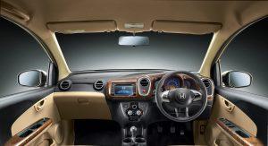 Honda Mobilio V (O) Interior Dashboard