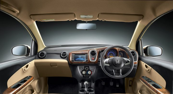 Honda Mobilio Mpv Photos Features And India Launch Details