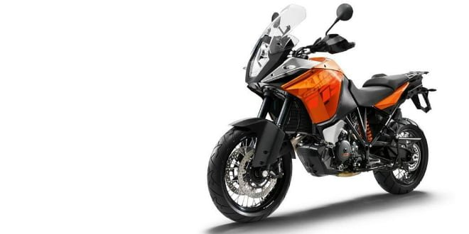 Upcoming Bikes in Indian 2017-2018 - KTM 390 Adventure