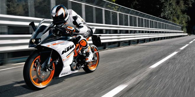 KTM RC 390  and RC 200 Launched