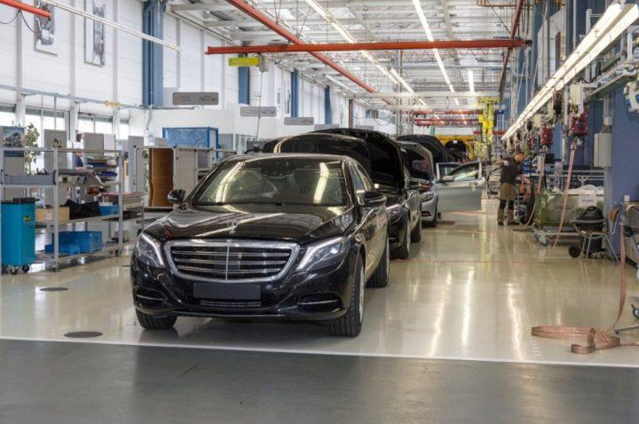 Mercedes S-Class guard 4