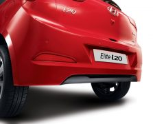 New Elite Hyundai i20 Rear Bumper Left Side