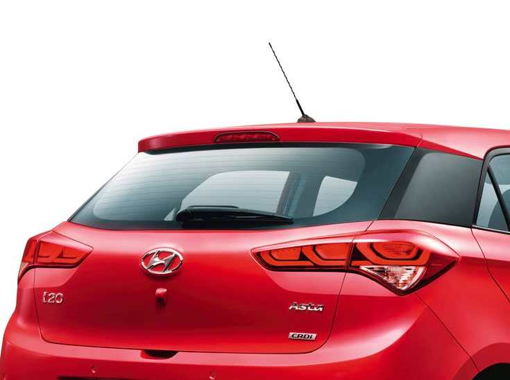 new elite hyundai i20 rear wiper and taillights