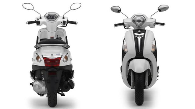 Upcoming New Yamaha Bikes in India - Yamaha Nozza Grande