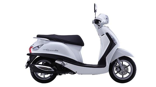 Yamaha Nozza Grande - Right