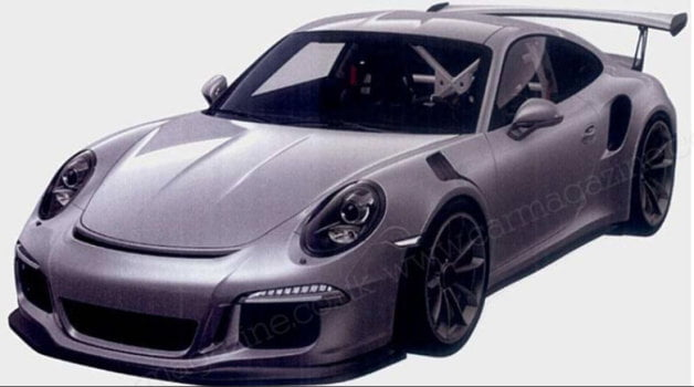 Porsche-911-GT3-RS-Patent-Photo