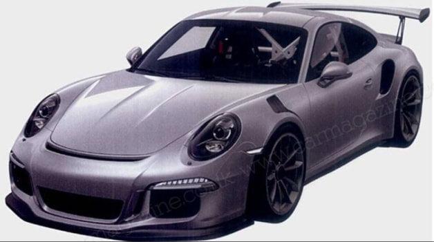 Porsche-911-GT3-RS-Patent-Photo
