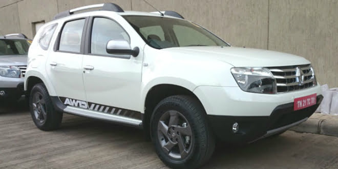Renault Duster 4x4 Featured Image