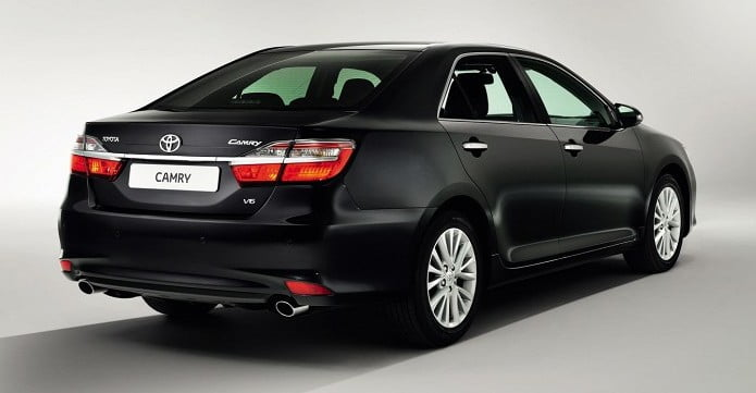 Toyota Camry 2015 facelift (1)