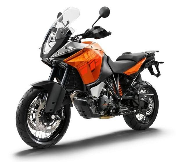 Upcoming New Bikes in India in 2017, 2018 - KTM 390 Adventure will be a mini 1190