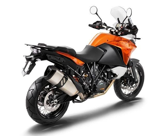 KTM 390 Adventure will be a mini 1190