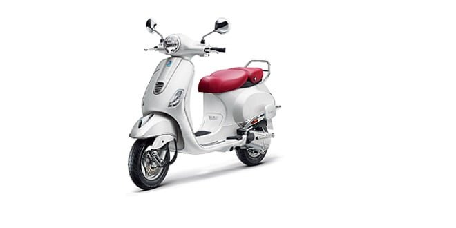 Piaggio Vespa Elegante Showcased, Launch on 20th September 2014
