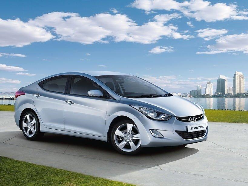 2011 Hyundai Elantra Carblogindia