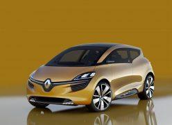 2011 Renault R-Space Concept Front Left Quarter