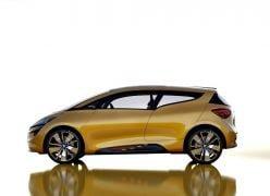 2011 Renault R-Space Concept Left Side Profile