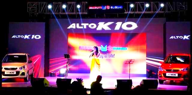 2014 Maruti Alto K10 New Model