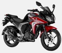 2014 Yamaha Fazer FI Version 2.0 Black Hawk Paint