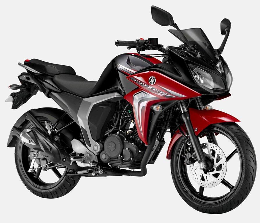 Yamaha Fazer Latest Model
