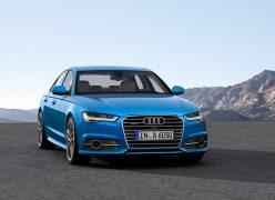 2015 Audi A6 Sedan Front Right