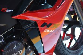 Hero bikes at Auto Expo 2016