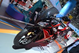 Hero Bikes at Auto Expo 2016