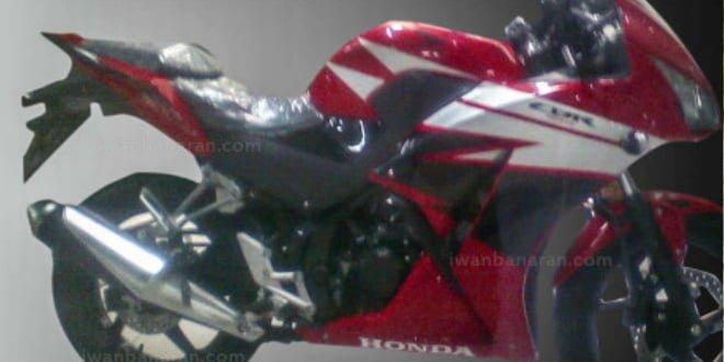 Honda CBR 150R Facelift Spied