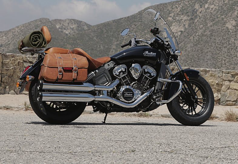 Bookings Open For The 2015 Indian Scout In India
