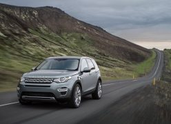 2015 Land Rover Discovery Sport Front Left Quarter Dynamic1