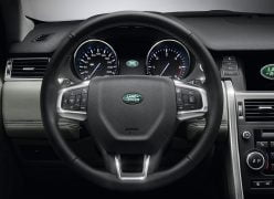 2015 Land Rover Discovery Sport Interior Steering Wheel