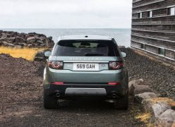 2015 Land Rover Discovery Sport Special Front