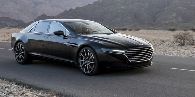 More Images Of The Aston Martin Lagonda Released