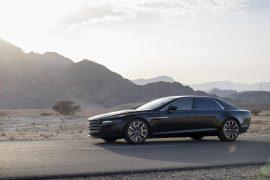 Aston Martin Lagonda Sedan Front Left Quarter