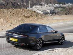 Aston Martin Lagonda Sedan Rear Right Quarter