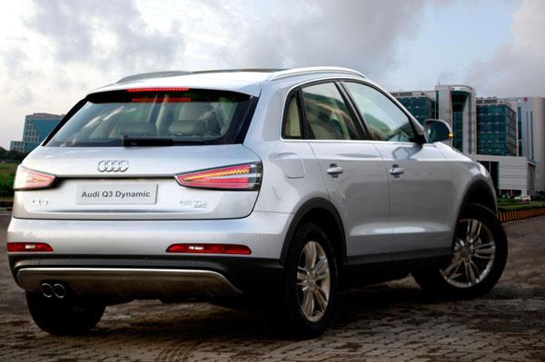 Audi Q3 Dynamic 3